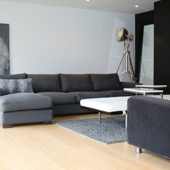 contemporary living room by Ieteke Ruypers Volpini
