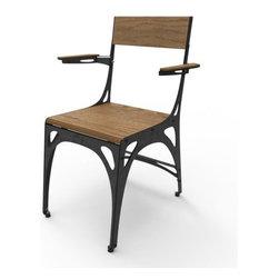 Mark 1 Armchair by Pekota Design - Features: