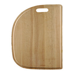 "Houzer - Houzer CB-2400 Cutting Board 13.5"" x 20"" x 0.75""T - Houzer hardwood kitchen accessory Cutting Board for CF-1830 SCF-1830"