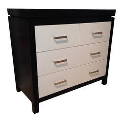 Newport Cottages - Ricki 4-Drawer Dresser - Give any kid's room a touch of timeless style with this elegant four-drawer dresser. With clean lines, quality craftsmanship and ample storage space, it's one thing you can be sure they'll never grow out of.