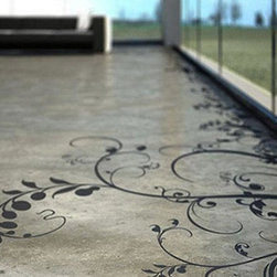 Engraved Marble -