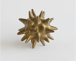 Urchin Objet - This urchin has been on my wish list since it came out last fall. I absolutely love it. It's delicate and small, yet it's a strong design element.