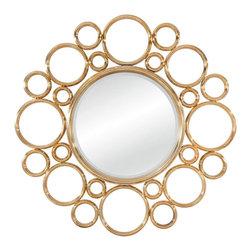 Bassett Mirror Company - Bassett Mirror Company Landis Wall Mirror - Landis Wall Mirror by Bassett Mirror Company Mirrors (1)