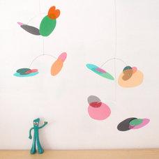 Contemporary Baby Mobiles by Puka Puka