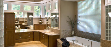 Romantic | Bathrooms | Linda Woodrum : Designer Portfolio : HGTV - Home & Garden