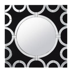 "Kichler - Kichler 78227 Braxton 36"" Modern Wall Mounted Mirror - Specifications:"