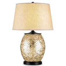 Contemporary Table Lamps by Burke Decor