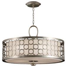 Transitional Pendant Lighting by Masins Furniture