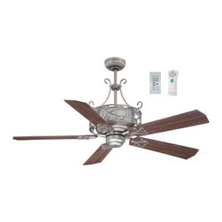 "Ellington E-DER54AN5CR Del Rey Fan With Light - Get 10% discount on your first order. Coupon code: ""houzz"". Order today."