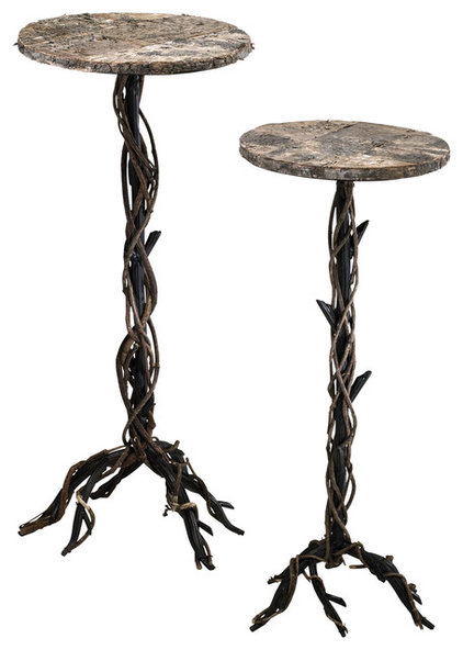 eclectic side tables and accent tables by Wayfair
