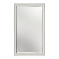 Alno Inc. - Stainless Steel Cabinet Mirror (ALNMC30244-SN) - Stainless Steel Cabinet Mirror