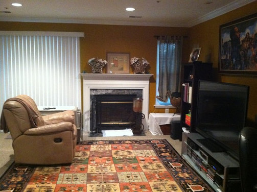 Need help for my basement space/lounge - Houzz