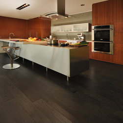 Mirage Floors - Mirage Floors Inspiration Collection Red Oak Graphite
