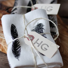 Eclectic Dishtowels by Herriott Grace