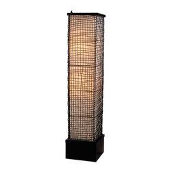 Kenroy Home - Kenroy Home 32250 Trellis 2 Light Outdoor Floor Lamp - Features: