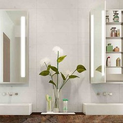 Medicine Cabinet Options from Electric Mirror - Ascension - Electric Mirror - Valley Light Gallery