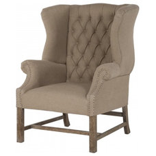 Contemporary Armchairs by Jayson Home
