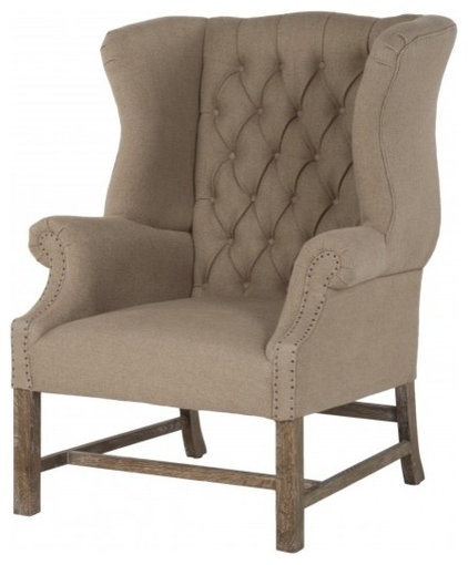 Contemporary Accent Chairs by Jayson Home