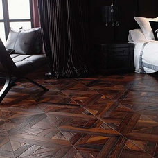 Tropical Wood Flooring by Porcelanosa USA