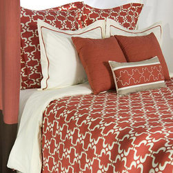 Rizzy Home Taza King-size 10-piece Duvet Cover Set with Insert -