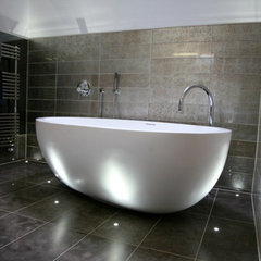 bathtubs by Tyrrell and Laing International, Inc.