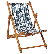 Modern Outdoor Lounge Chairs by Serena & Lily