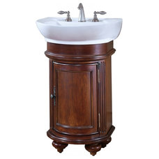 Traditional Bathroom Vanities And Sink Consoles by PoshHaus