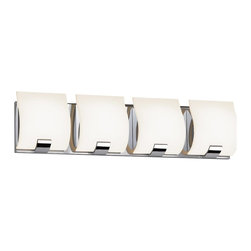 Sonneman Lighting - Sonneman Lighting 3884.01 Aquo Modern / Contemporary Bathroom / Vanity Light - Sonneman Lighting 3884.01 Aquo Modern / Contemporary Bathroom / Vanity Light