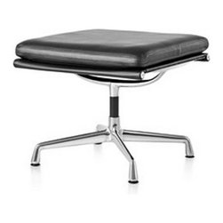 Herman Miller - Herman Miller | Eames® Soft Pad Ottoman - Design by Charles & Ray Eames, 1969.