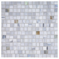 Contemporary Mosaic Tile by Waterworks