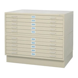 Safco Flat File with Low Base - About the Safco Flat File with Low BaseThe Safco Flat Files are ...