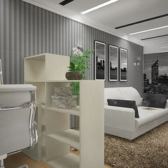 contemporary  by COSHNEANU design studio