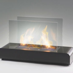 Eco-Feu Blush Biofuel Fireplace Insert - The Eco-Feu Blush Biofuel Fireplace Insert combines beautiful design and elegance in any living space. Made with a stainless steel burner and durable stainless steel frame will intensify the atmosphere of your outdoor living space. Using stainless steel for the burner you will enjoy years and years of wonderful entertainment. The Blush comes complete with stainless steel burner with burner control. Burns Eco-Feu Bioethanol Fuel.