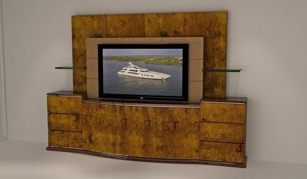 Contemporary Furniture by Arquitek inc.