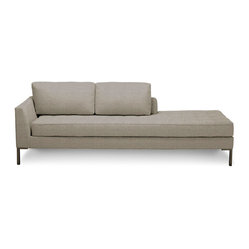 Paramount Daybed (Right) by Blu Dot