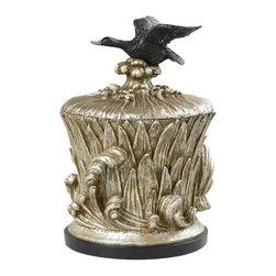 CAL Lighting - Cal Wild Duck Box - Aged Bronze Finish - Wil Duck Box