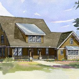 House Plan 901-4 -