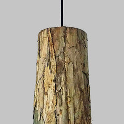 Rustica - Rustic light pendant from Studio Jota