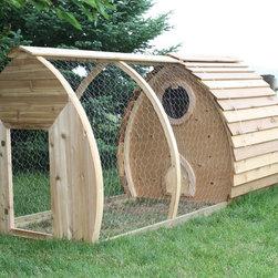 Portable Chicken Coop -