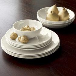 Murano Cream Dinnerware -