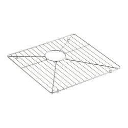 KOHLER - KOHLER K-6646-ST Bottom Basin Rack for Vault K-3823 and K-3839 - KOHLER K-6646-ST Bottom basin rack for Vault K-3823 and K-3839 in Stainless Steel