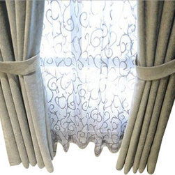 Ulinkly.com - Luxury window curtain - Grey Pereira - Ulinkly is for affordable custom-made luxurious window curtains. We partner exclusively with top premium factories(top 1-2 sellers in international market) selling high-end custom-made curtains with top quality and hundreds high-end styles (Drapery, Voile and Valance) selection in North America.