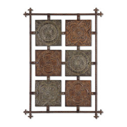 "13610 Giovanna by Uttermost - Get 10% discount on your first order. Coupon code: ""houzz"". Order today."