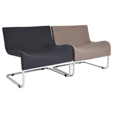 Modern Armchairs And Accent Chairs by Cressina