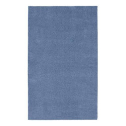 Garland Rug - Bath Mat: Area Rug: Room Size Basin Blue 5' x 8' Bathroom - Shop for Flooring at The Home Depot. Our classic wall to wall bathroom carpet is large enough to cover most bathroom floors. These plush 100% nylon rugs are available in a variety of classic solid colors. Made in the USA.
