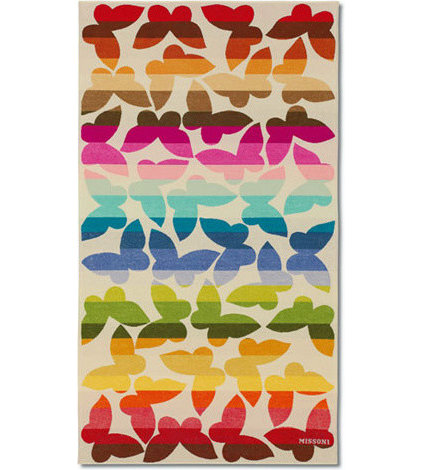 Contemporary Beach Towels by Stardust