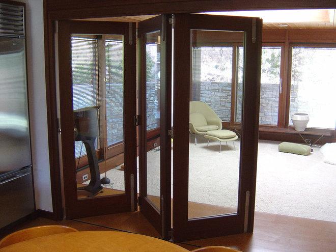 Contemporary Interior Doors by Grabill Windows & Doors
