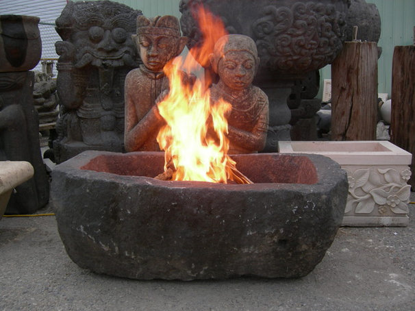 Traditional Fire Pits by Impact Imports