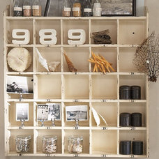 Eclectic Storage Units And Cabinets by Pottery Barn