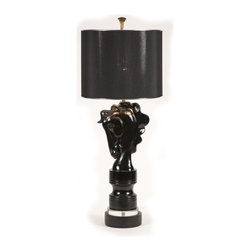 IMAX CORPORATION - Frederick Horse Table Lamp - Frederick Horse Table Lamp. Find home furnishings, decor, and accessories from Posh Urban Furnishings. Beautiful, stylish furniture and decor that will brighten your home instantly. Shop modern, traditional, vintage, and world designs.